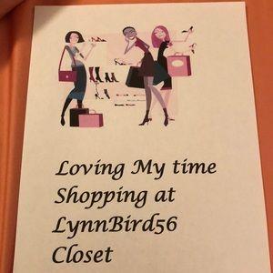 Lynnbird56 Closet